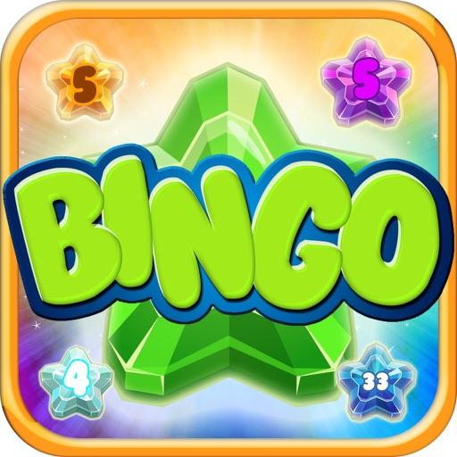 Gem Bingo Mania - Free Bingo Game! iOS App