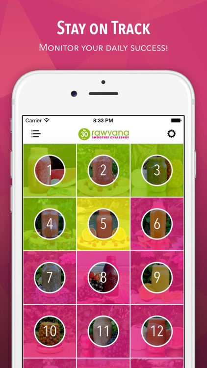 Rawvana's 30 Day Smoothie Challenge screenshot-4