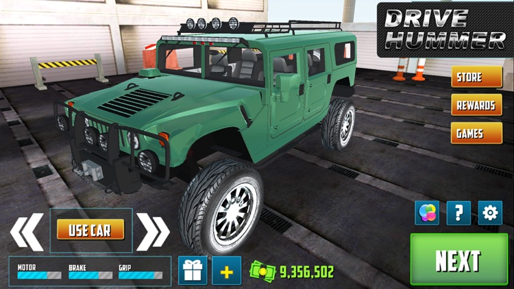 Offroad 4x4 Driving Simulator 3D, Multi level offroad car building and climbing mountains experience screenshot-3