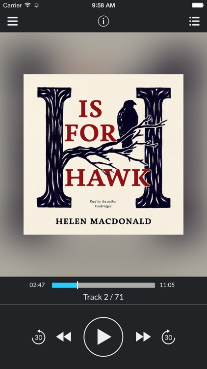 H Is for Hawk (by Helen Macdonald) (UNABRIDGED AUDIOBOOK)
