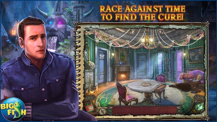 Whispered Secrets: Into the Beyond - A Hidden Object Adventure (Full) screenshot-0