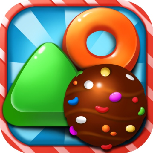 Boom Fever - New Candy Poping icon