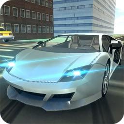Car City Racing: Night Speed