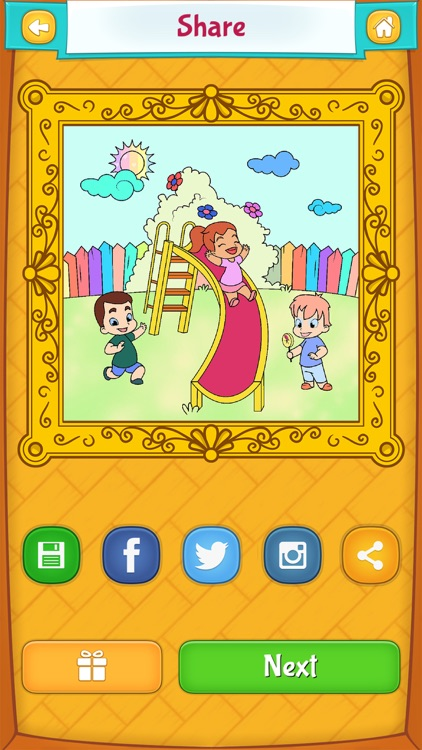 Spring Coloring Pages screenshot-3