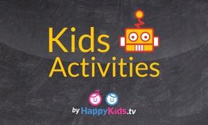 Kids Activities by HappyKids