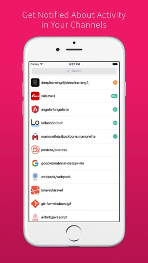 Gitter - Chat for communities on the App Store