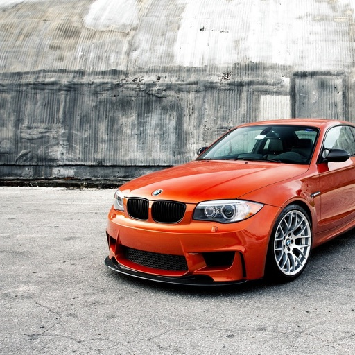 HD Car Wallpapers - BMW 1M E82 Edition