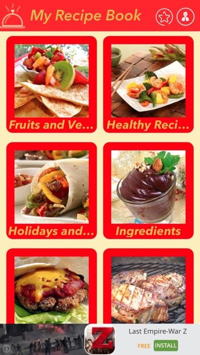 Recipe Book : Christmas Dinner Recipes CookbookScreenshot of 3