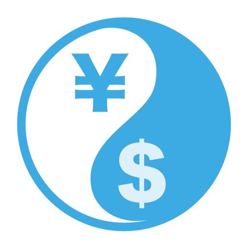 FX Diff - 直觀比較外匯貨幣對: 比特币, 以太坊, 加密貨幣