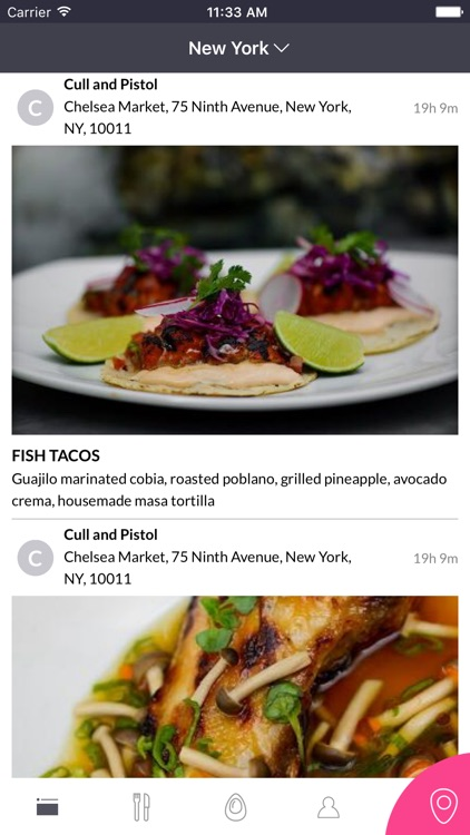Pearl - Find Seafood at Restaurants Around You screenshot-3