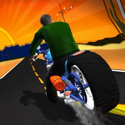 Moto Racer 3d With Traffic