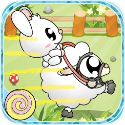 Sheepo Race - PiPi Bunny the sheep rider's competitions