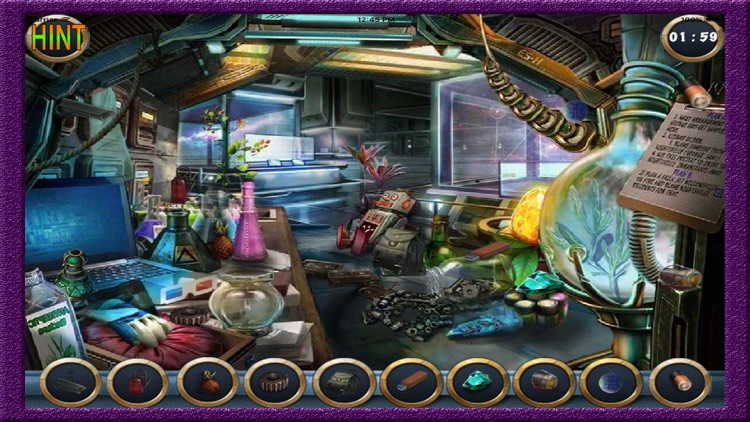 Hidden Object Journey To Planet Shillon screenshot-4