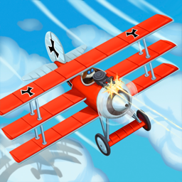 Ícone do app Red Baron: Fly and Shoot