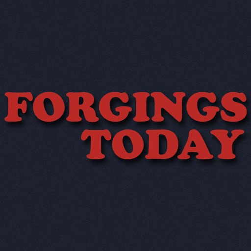 Forgings Today icon