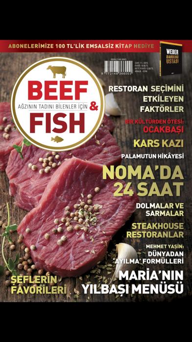 Beef & Fish Dergisi