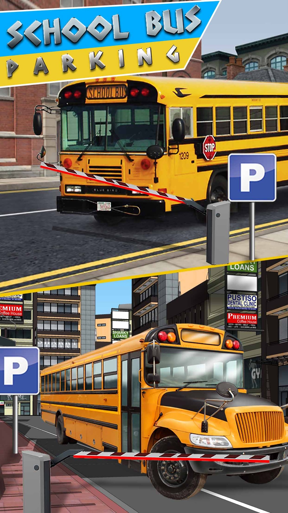High School Bus Parking & Driving Test – 2K16 Extreme simulator 3d Edition Cheat Codes