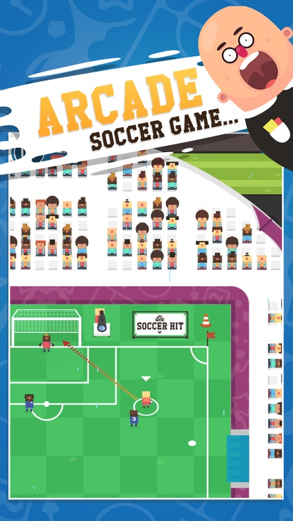 Soccer Hit screenshot-0