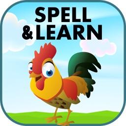Spell & Learn Birds