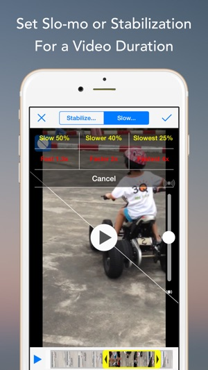 StableCam: Video Stabilization on the App Store