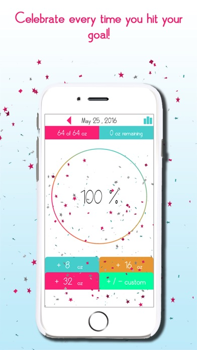 Water Tracker Daily: Hydration Balance App Logger with
