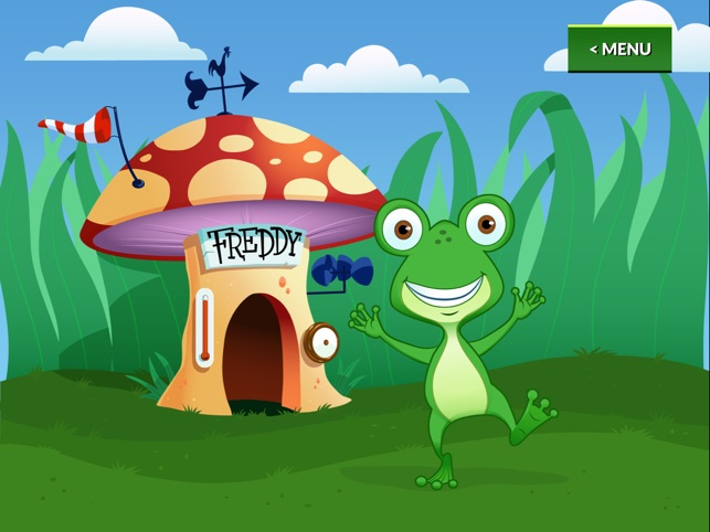 Freddy the Frogcaster's Weather Station on the App Store