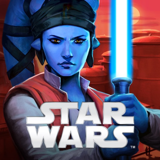Star Wars™: Uprising iOS App