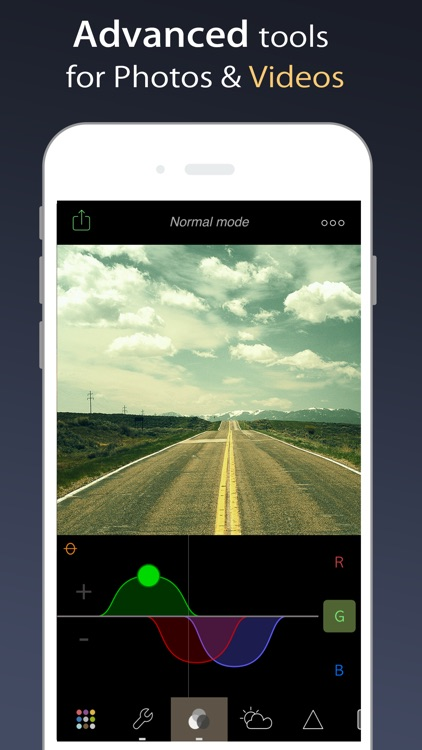 FilterBaker - Custom Photo & Video Filter Editor Studio - Create Advanced Filters for Free