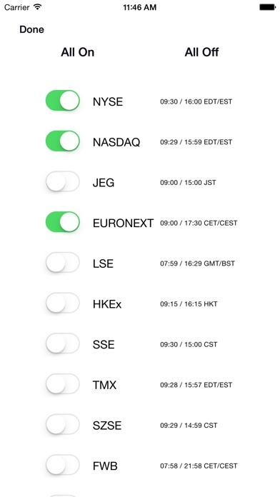 Stock Clock Lite-1