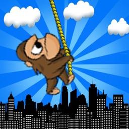 City Jungle Swing – Tower Ragdoll Base Jumper Swinging Adventure