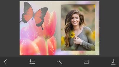 点击获取Butterfly Photo Frames - Instant Frame Maker & Photo Editor