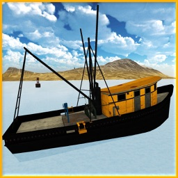 Boat Cruise Trawler Simulator - Transport Passengers from Island and Park Boat
