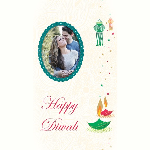 Happy Diwali Photo Frames - Instant Frame Maker & Photo Editor iOS App