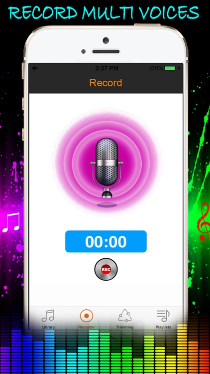 Music Cutter - Audio Trimmer, Voice Recorder & Ringtones Maker Unlimited