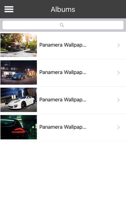 HD Car Wallpapers - Porsche Panamera Edition screenshot-3