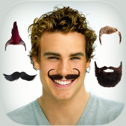 Hair Changer Photo Booth - Men Hair Style Photo Effect for MSQRD Instagram