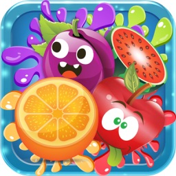 Juice Jam: Fruit Line Splash