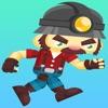 Super Hero Mining Run - Free Fun Running Games