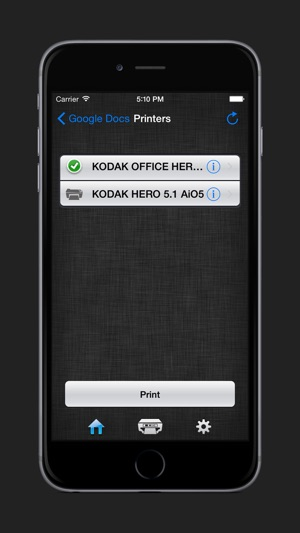 kodak document print app on the app store