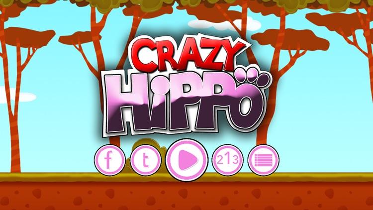 Crazy Hippo screenshot-0