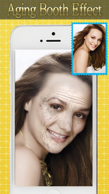 Old Face Camera - How old you look