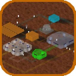 Ícone do app Mars Tycoon