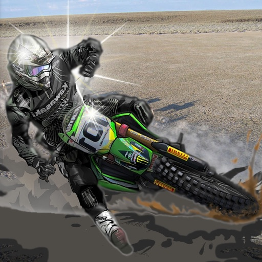 A Fury Motocross - Traffic Game Bike Racing