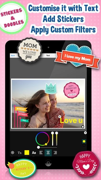 Mother's Day Frames Photo Editor screenshot-3