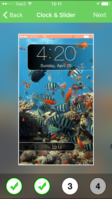 Lockscreen plus - Pimp your lock screen and backgrounds | App Price Drops