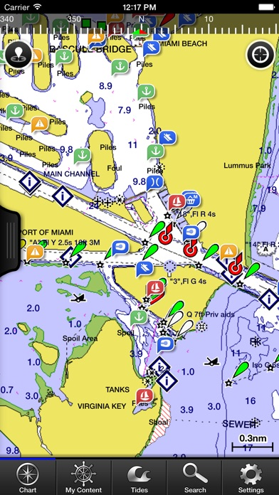 Garmin BlueChart® Mobile app image
