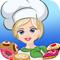 App Icon for Happy Bakery Shop App in Greece IOS App Store