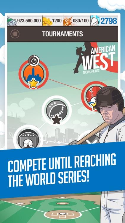 Baseball General Manager 2016 - Major League Fantasy Mobile App screenshot-3