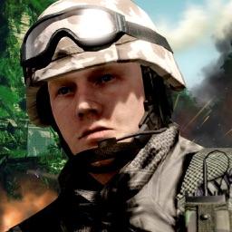 Commando Assault Jungle War 3D - Mountain Sniper Killer Intermission
