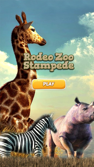 Rodeo Zoo Stampede Smash Hit App Download Android Apk